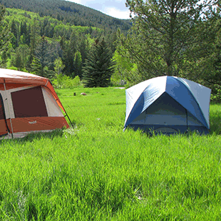 Ruedi Reservoir Campground